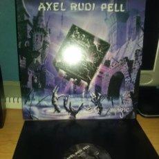 Discos de vinilo: AXEL RUDI PELL - MAGIC 2 VINILOS NUEVO. Lote 128179355
