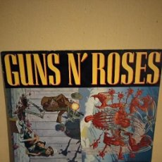 Discos de vinilo: LP GUNS N ROSES ,APPETITE FOR DESTRUCTION.1987 . Lote 128180003