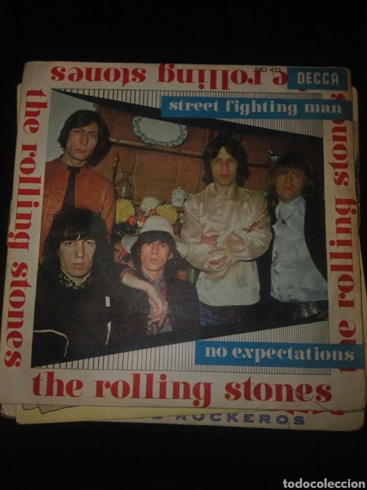 DISCO VINILO ROLLING STONES (Música - Discos - Singles Vinilo - Pop - Rock Extranjero de los 50 y 60)