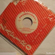 Discos de vinilo: FERNANDO ORTEU YSU CONJUNTO TEMAS DE PELÍCULAS 1964 PROMOCIONAL . Lote 128186935