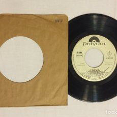 """Discos de vinilo: JAMES BROWN - POPCORN, EP 7"""", PROMOCIONAL (EDICIÓN MÉXICO) MUY RARO!!!. Lote 128188404"""