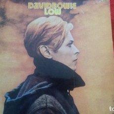Discos de vinilo: DAVID BOWIE LOW LP SPAIN 1977 . Lote 128212999