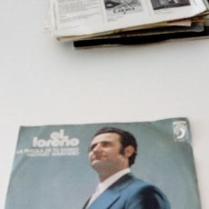 Discos de vinilo: BAL-4 DISCO CHICO 7 PULGADAS EL LOREÑO LA FAROLA DE TU BARRIO. Lote 128234243