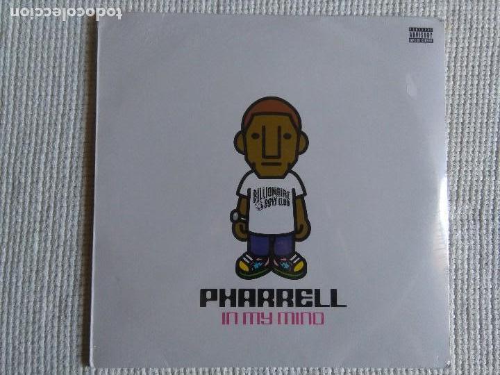 PHARRELL WILLIAMS - '' IN MY MIND '' 2 LP ORIGINAL EU 2006 SEALED (Música - Discos - LP Vinilo - Rap / Hip Hop)