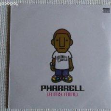 Discos de vinilo: PHARRELL WILLIAMS - '' IN MY MIND '' 2 LP ORIGINAL EU 2006 SEALED. Lote 128239151
