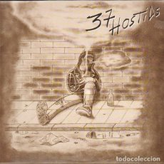 Discos de vinilo: 37 HOSTIAS 37 HOSTIAS LP . PUNK ROCK REINCIDENTES PORRETAS BOIKOT EXTREMODURO. Lote 128258627