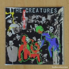 Discos de vinilo: THE CREATURES - RIGHT NOW + 3 - EP. Lote 128272923
