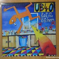 Discos de vinilo: UB40 - RAT IN THE KITCHEN - LP. Lote 128274304