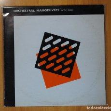 Discos de vinilo: ORCHESTRAL MANOEUVRES - IN THE DARK - LP. Lote 128276484