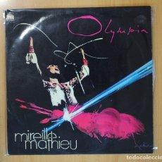 Discos de vinilo: MIREILLE MATHIEU - OLYMPIA - LP. Lote 128276522