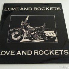 Discos de vinilo: LOVE AND ROCKETS - MOTORCYCLE. Lote 128287858
