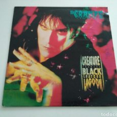 Discos de vinilo: THE CRAMPS - CREATURE FROM THE BLACK LEATHER LAGOON. Lote 128293344