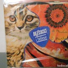 Discos de vinilo: BUZZCOCKS - I BELIEVE. Lote 128298527