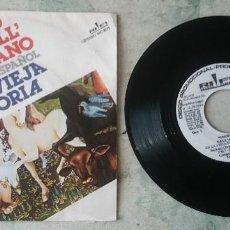 Discos de vinilo: PICCOLO CORO DELL' ANTONIANO:: EN LA VIEJA FACTORÍA /GUGU' BAMBINO...(RI FI COLUMBIA 1979). Lote 128301223