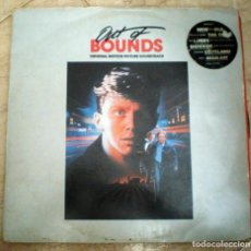 Discos de vinilo: OUT OF BOUNDS LP BSO 1986 THE CULT,SIOUXSIE AND THE BANSHEES,THE LORDS OF THE NEW CHURCH,ETC. Lote 128306059