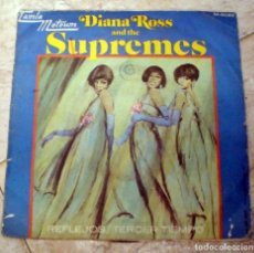 Discos de vinilo: DIANA ROSS AND THE SUPREMES – REFLEJOS - TAMLA MOTOWN 1967 . Lote 128308095