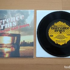 Discos de vinilo: SINGLE LAWRENCE ARMS BUTTSWEAT AND TEARS FAT WRECK CHORDS 2009 NOFX PUNK HARDCORE. Lote 128316999