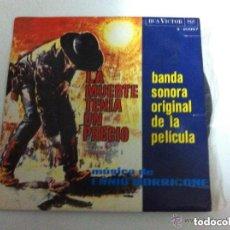 Discos de vinilo: BANDAS SONORAS -LOTE DE 9 EP. Lote 128317063
