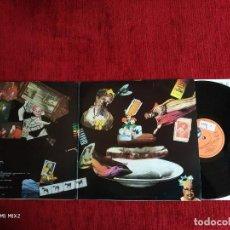 Discos de vinilo: LA ROMÁNTICA BANDA LOCAL 1980 MEMBRILLO PROMOCIONAL PEGATINAS . Lote 128330003