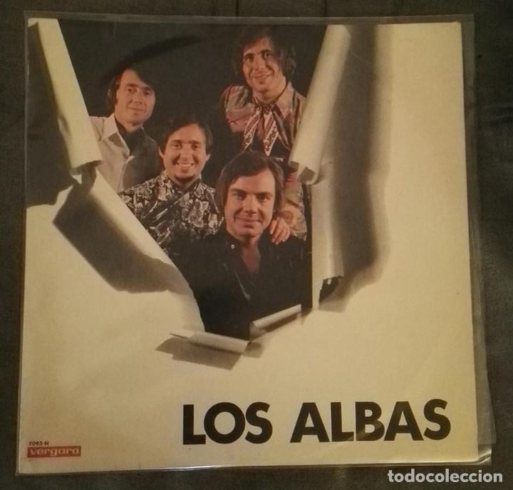 LOS ALBAS LP 12 TEMAS 1969 EXCELENTE ESTADO (Música - Discos - LP Vinilo - Grupos Españoles 50 y 60)