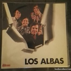 Discos de vinilo: LOS ALBAS LP 12 TEMAS 1969 EXCELENTE ESTADO. Lote 128340335