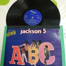 Discos de vinilo: THE JACKSON 5 ABC ESPAÑOL 1970 PROMOCIONAL . Lote 128344907
