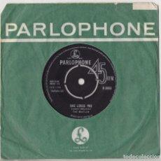 Discos de vinilo: THE BEATLES SHE LOVES YOU / I'LL GET YOU 1963 ORIGINAL UK SINGLE R5055 PARLOPHONE. Lote 128346899