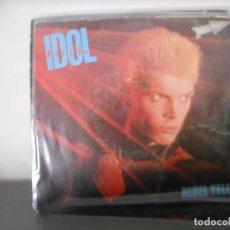 Discos de vinilo: BILLY IDOL - REBEL YELL. Lote 128348799