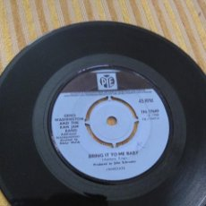 Discos de vinilo: GENO WASHINGTON AN THE RAM JAM BAND BRING IT TO ME BAY 1968 I CAN T LET YOU GO. Lote 128358423