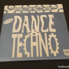 Discos de vinilo: DANCE & TECHNO MEGAMIX VERSION (B.U.S. BARCELONA URBAN SOUND). Lote 128363815
