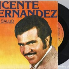 Discos de vinilo: VICENTE FERNANDEZ.. Lote 128364975