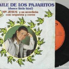 Discos de vinilo: MARIA JESUS Y SU ACORDEON.. Lote 128365563