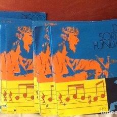 Discos de vinilo: LOTE 18 VINILOS. DISCOTECA FUNDADOR. 1972-73. SIN USO. . ENVIO CERTIFICADO INCLUIDO EN EL PRECIO.. Lote 128366431