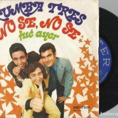 Discos de vinilo: RUMBA TRES.. Lote 128367263
