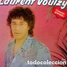 Discos de vinilo: LAURENT VOULZY - CORAZON GRANADIN - LP SPAIN 1980. Lote 128367979