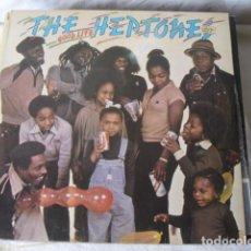 Discos de vinilo: THE HEPTONES  GOOD LIFE . Lote 128369135