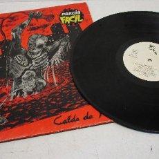 Discos de vinilo: VINILO DECIBELIOS - CALDO DE POLLO - 1984 DRO. Lote 128369159