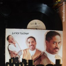 Discos de vinilo: JUNIOR TUCKER DON'T TEST MAXI UK 1990 PDELUXE. Lote 128374635