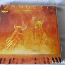 Discos de vinilo: VANGELIS HEAVEN AND HELL . Lote 128376715