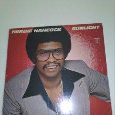 Discos de vinilo: HERBIE HANCOCK SUNLIGHT LP JAZZ PASTORIUS TONY WILLIAMS. Lote 128376967