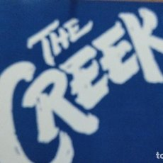 Discos de vinilo: THE CREEK LP INSERTO. Lote 128387339