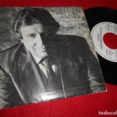 Discos de vinilo: DYANGO QUIERO PONER DE MODA LA FELICIDAD 7'' 1986 EMI PROMO UNA CARA. Lote 128390987