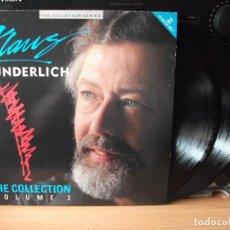 Discos de vinilo: KLAUS WUNDERLICH THE COLLECTION - VOLUME 2 LP UK 1987 PDELUXE. Lote 128391691