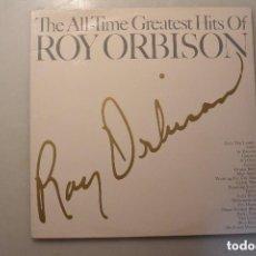 Discos de vinilo: DISCO LP DOBLE GREATEST HITS ROY ORBISON. Lote 128391947