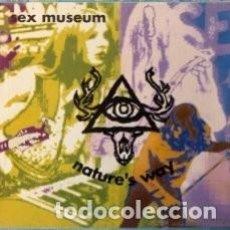 Discos de vinilo: SEX MUSEUM NATURES WAY LP NUEVO A ESTRENAR CON ENCARTE . Lote 128394779