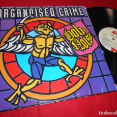 Discos de vinilo: HOLY NOISE ORGANOISED CRIME LP 1991 ARS SPAIN. Lote 128395967