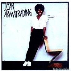 Discos de vinilo: JOAN ARMATRADING / ME MYSELF I / WHEN YOU KISSES ME (SINGLE PROMO 1980). Lote 128409147