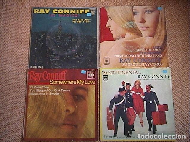Discos de vinilo: Lote de 23 singles de música orquestal. - Foto 2 - 128427335