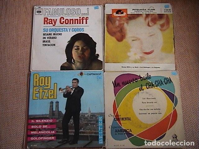 Discos de vinilo: Lote de 23 singles de música orquestal. - Foto 3 - 128427335