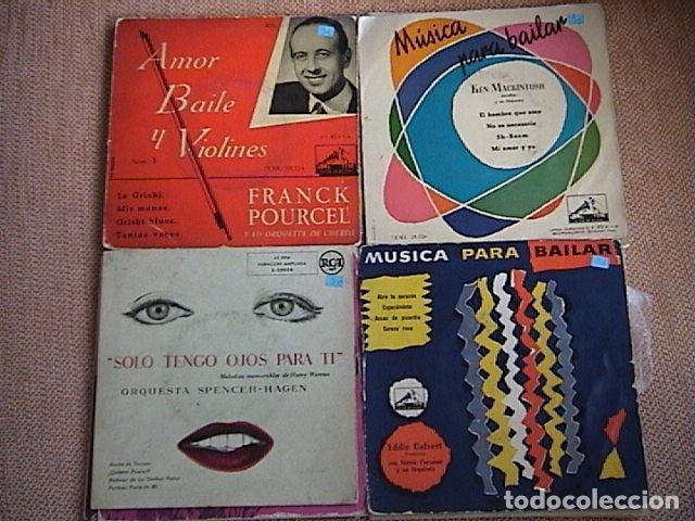 Discos de vinilo: Lote de 23 singles de música orquestal. - Foto 6 - 128427335
